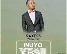 Saxess - Inuyo Yesu Artwork
